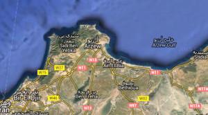 Tremblement de terre à Arzew (Oran)