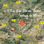 Tremblement de terre à Médéa