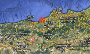 séisme à Tipaza