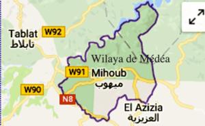 Mihoub (w.Medea)
