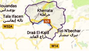 kherrata (w.bejaia)