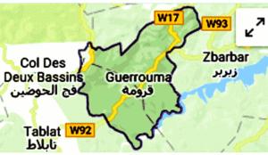 guerrouma, wilaya de bouira