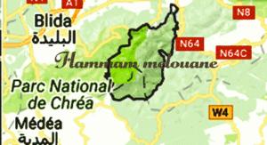 Hammam Melouane (Blida)