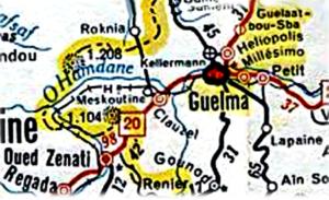 guelma ( oued Zenati )