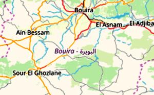 Bouira - (sour-el-ghouzlane)